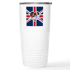 Royal Baby - William Kate Travel Mug