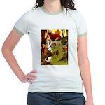 Attwell 5 Jr. Ringer T-Shirt