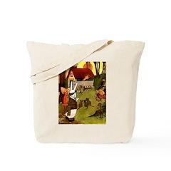 Attwell 5 Tote Bag