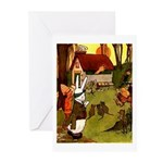Attwell 5 Greeting Cards (Pk of 10)