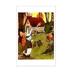 Attwell 5 Mini Poster Print