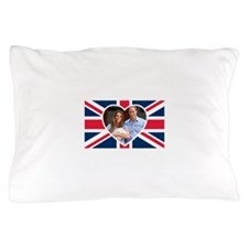 Royal Baby - William Kate Pillow Case