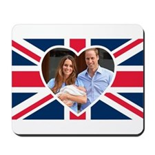 Royal Baby - William Kate Mousepad