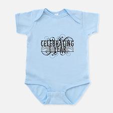 Celebrating 1 Year Infant Bodysuit