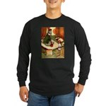 Attwell 6 Long Sleeve Dark T-Shirt