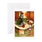 Attwell 6 Greeting Cards (Pk of 10)
