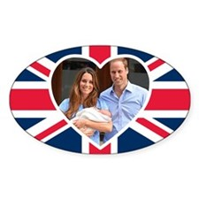 Royal Baby - William Kate Decal