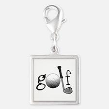 Golf Charms