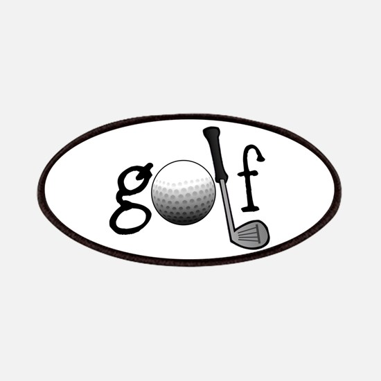 Golf Patches