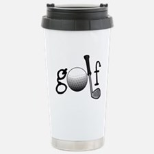 Golf Travel Mug