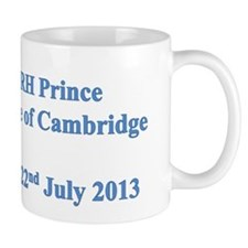HRH Prince of Cambridge Small Mug
