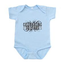 Celebrating 10 Years Infant Bodysuit