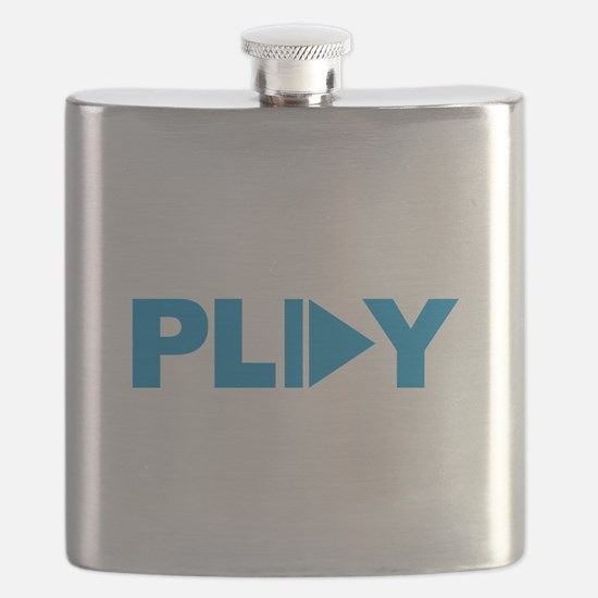 Play button music Flask