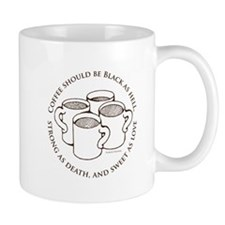 """Coffee Should Be"" Mug"