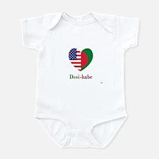 Bangladesh Desi-babe Infant Bodysuit
