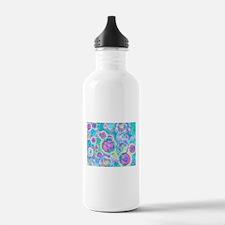 dots Water Bottle
