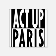 Act Up-Paris Sticker