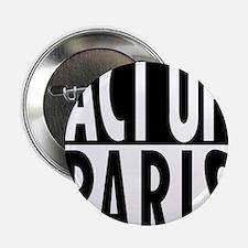 "Act Up-Paris 2.25"" Button"