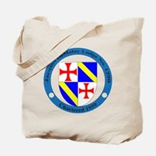 Jacques DeMolay Lodge Pin Tote Bag