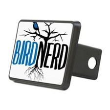 Bird Nerd Hitch Cover