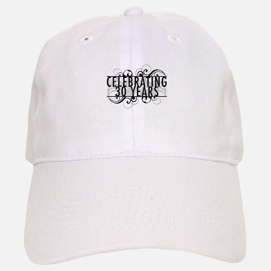 Celebrating 30 Years Baseball Baseball Cap