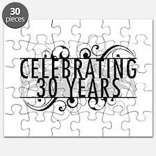 Celebrating 30 Years Puzzle