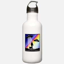 Just Weather Balloons Water Bottle