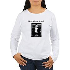 Notorious R.B.G. Long Sleeve T-Shirt