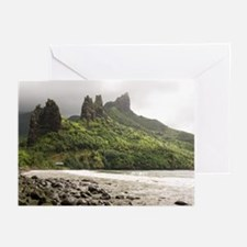 RUGGED BEACH Greeting Cards (Pk of 10)