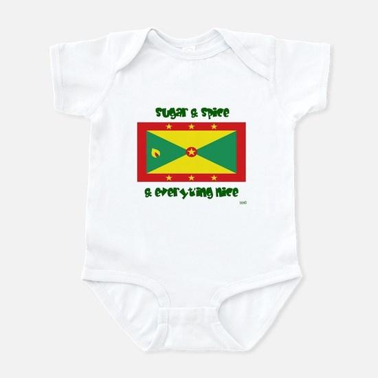 Grenada Sugar & Spice Infant Bodysuit