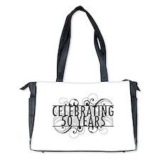 Celebrating 50 Years Diaper Bag
