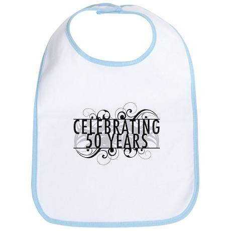 Celebrating 50 Years Bib
