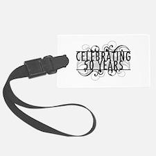 Celebrating 50 Years Luggage Tag