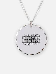 Celebrating 50 Years Necklace