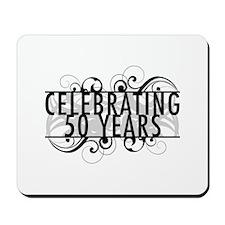 Celebrating 50 Years Mousepad