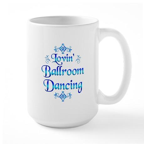 Lovin Ballroom Large Mug