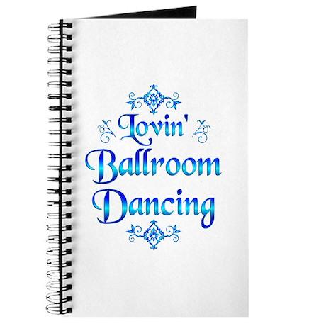 Lovin Ballroom Journal