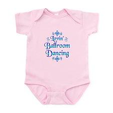Lovin Ballroom Infant Bodysuit