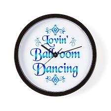 Lovin Ballroom Wall Clock