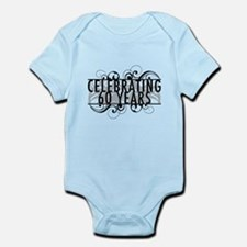 Celebrating 60 Years Infant Bodysuit