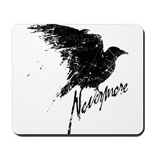 Nevermore Raven Mousepad