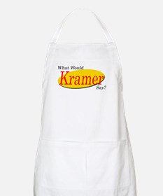 What Would Kramer Say? BBQ Apron