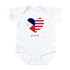 Pinoy Infant Bodysuit