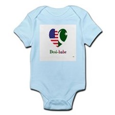 Pakistan Desi-babe Infant Bodysuit