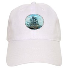 Sailing Ship Baseball Cap