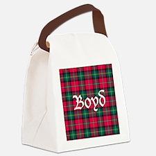 Tartan - Boyd Canvas Lunch Bag