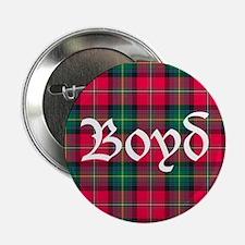 "Tartan - Boyd 2.25"" Button"