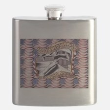 a gray day Flask