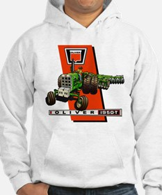 Oliver 1950-T Tractor Hoodie