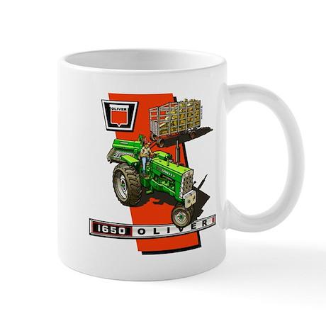 Oliver 1650 Tractor Mug